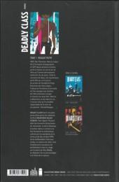 Verso de Deadly Class -1- Reagan Youth