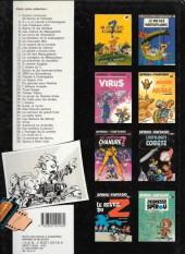 Verso de Spirou et Fantasio -16e87- L'ombre du Z