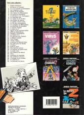 Verso de Spirou et Fantasio -12e86a- Le nid des Marsupilamis