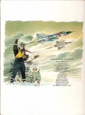 Verso de Tanguy et Laverdure -10a71- Mission spéciale