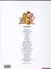 Verso de Garfield -15a2003- Fait boule de neige
