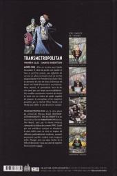 Verso de Transmetropolitan (Urban Comics) -5- Année Cinq
