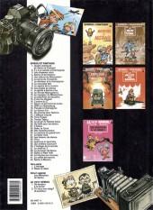 Verso de Spirou et Fantasio -11e90- Le gorille a bonne mine