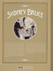 Verso de Sydney Bruce - Tome INTTL
