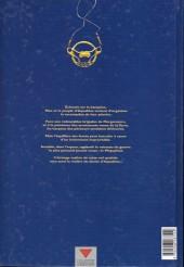 Verso de Aquablue -3a- Le Mégophias
