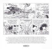 Verso de Spirou et Fantasio -18TL- QRN sur Bretzelburg