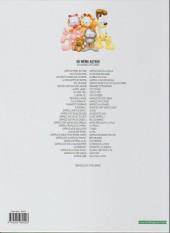 Verso de Garfield -4e2013- La faim justifie les moyens