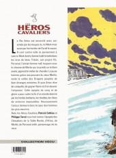 Verso de Les héros cavaliers -4a98- L'esprit de vermine