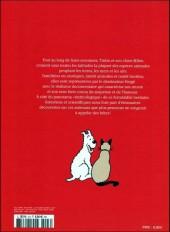 Verso de Tintin - Divers -76- Les animaux de tintin