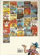 Verso de Sammy -11a1991- Deux histoires de gorilles