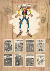 Verso de Lucky Luke -26a80- Les Dalton se rachètent