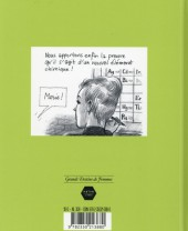 Verso de Marie Curie (Berg/Soularue) - Marie Curie