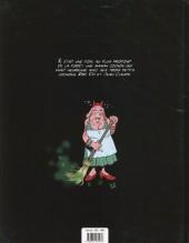 Verso de Les 3 petits cochons reloaded - Les trois petits cochons reloaded