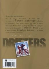 Verso de Drifters -4- Tome 4