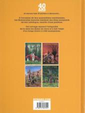 Verso de Les Épées de verre -INTa15- Intégrale 40 ans