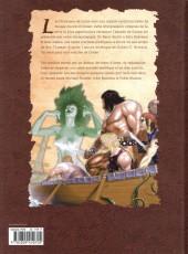 Verso de Les chroniques de Conan -17- 1984 (I)