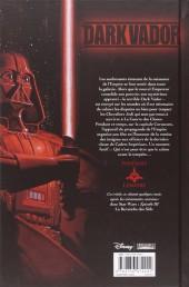 Verso de Star Wars - Dark Vador -2- La Prison fantôme