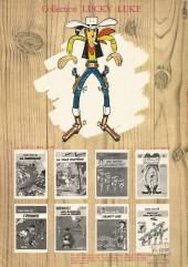 Verso de Lucky Luke -29a77- Des barbelés sur la prairie