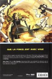 Verso de Star Wars (Panini Comics - 100% Star Wars) -1- Skywalker passe à l'attaque