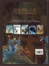Verso de Les chevaliers d'Émeraude -5- La Première Invasion