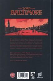 Verso de Lord Baltimore -4- Ossuaire sacré