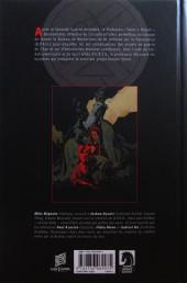 Verso de B.P.R.D. : Origines -1- Volume I : 1946 - 1947