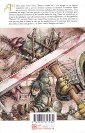 Verso de Bestiarius -1- Tome I