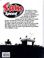 Verso de Sam Speed -1- Gaz à tous les étages