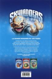 Verso de Skylanders -3- Un combat de champions