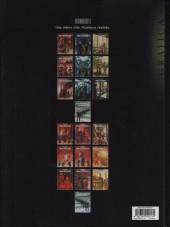 Verso de Uchronie(s) -2- Épilogue saison 2
