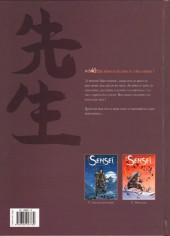 Verso de Senseï -2- Dragon blanc