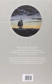 Verso de Entre terre & mer -3- La Belle Lavandière