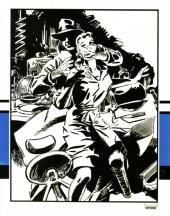 Verso de Les pionniers de l'espérance (Intégrale) -3- Vol. 3 (1950-1952)