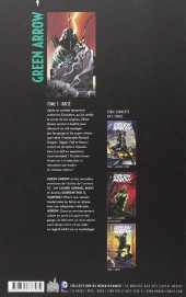Verso de Green Arrow (DC Renaissance) -3- Brisé