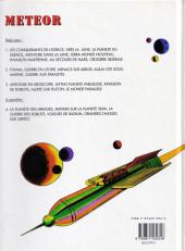 Verso de Météor (Intégrale) -3- Volume 3