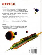 Verso de Météor (Intégrale) -4- Volume 4