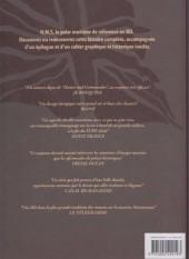 Verso de H.M.S. - His Majesty's Ship -INT- Intégrale
