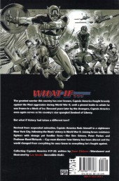 Verso de Captain America (2002) -INT4- Captain America Lives Again!