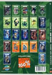 Verso de Spider-Man (Presses Aventure) -5- Le masque