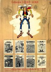 Verso de Lucky Luke -2b1970a- Rodéo