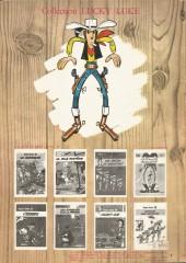 Verso de Lucky Luke -5b77- Lucky Luke contre Pat Poker
