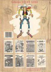 Verso de Lucky Luke -6d1985- Hors-la-loi
