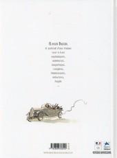 Verso de La lionne (Pandolfo/Risbjerg) - La lionne - Un portrait de Karen Blixen