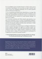 Verso de (AUT) Hergé -5b- Lire Tintin - Les bijoux ravis
