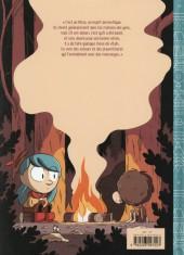Verso de Hilda (Pearson) -4a- Hilda et le chien noir