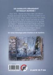 Verso de Les godillots -RJ2- Miya et le Dragon
