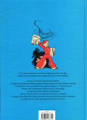 Verso de Spirou et Fantasio -6- (Int. Dupuis 2) -0b- Spirou par Jijé - L'intégrale 1940-1951