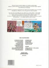 Verso de Valérian -3e1997- Le pays sans étoiles
