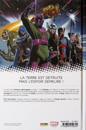 Verso de Uncanny Avengers (Marvel Now!) -4- Pour Venger la Terre