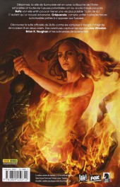 Verso de Buffy contre les vampires - Saison 08 -INT1- L'Intégrale : Tome 1